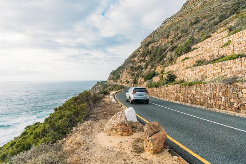 Aluguel de carro nas estradas da África do Sul