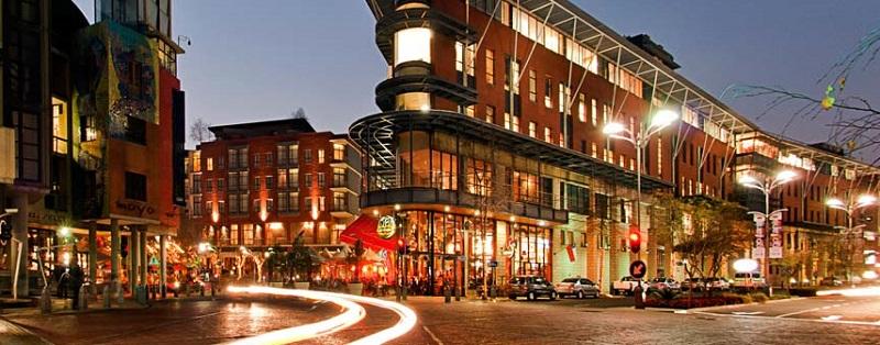 Melhores regiões para ficar em Joanesburgo: Melrose