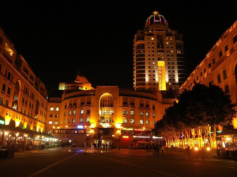 Nelson Mandela Square em Joanesburgo