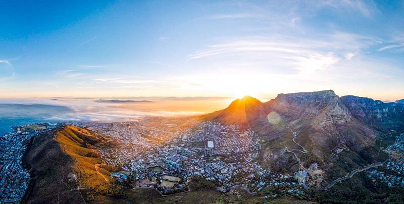 Onde ficar na Cidade do Cabo
