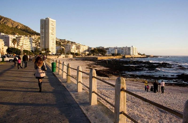 Melhores regiões para ficar na Cidade do Cabo: Sea Point
