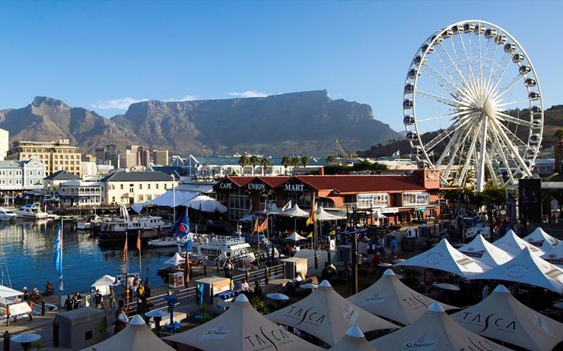 O que fazer em V&A Waterfront na Cidade do Cabo
