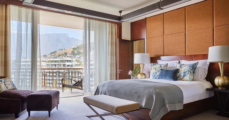 Quarto do One&Only Cape Town na Cidade do Cabo